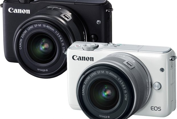 Máy ảnh Microless Canon EOS M10