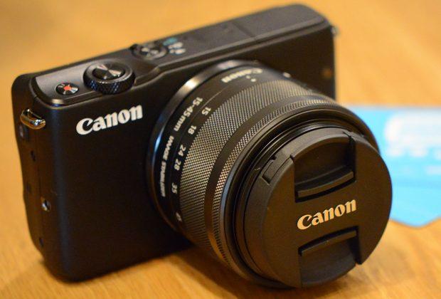 Canon M10 những điều bạn chưa biết